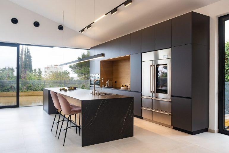 vetro ideale cucina