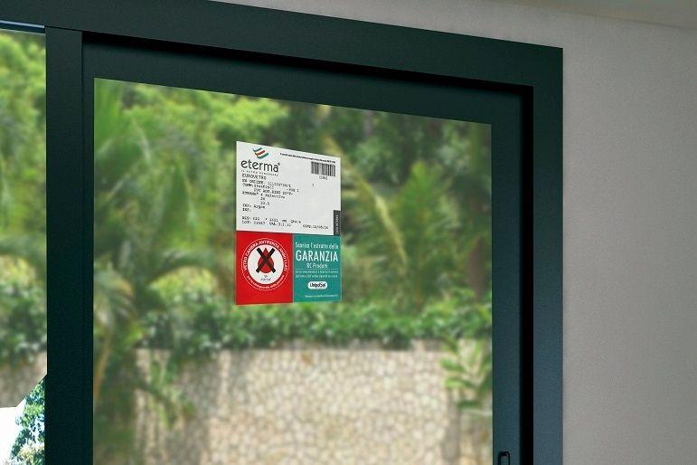 vetro camera antiferita ambo i lati